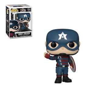 Marvel Falcon & Winter Soldier Captain America Pop! Vinyl