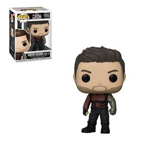 Marvel The Falcon and the Winter Soldier Winter Soldier Zone 73 Funko Pop! Vinyl