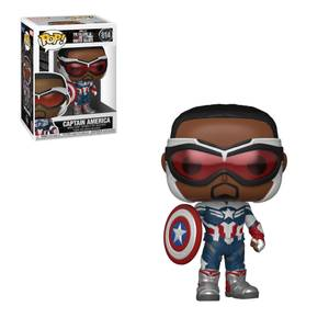 Marvel The Falcon and the Winter Soldier Captain America Funko Pop! Vinyl