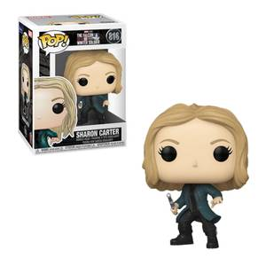 Marvel The Falcon and the Winter Soldier Sharon Carter Funko Pop! Vinyl Figur