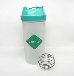 Exante Diet Shaker Bottle 600ml