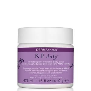 DERMAdoctor KP Duty Dermatologist Formulated Body Scrub - 16 oz