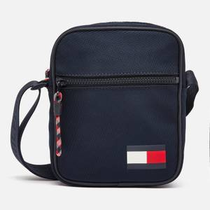 Tommy Jeans Men's Mini Reporter Bag - Desert Sky