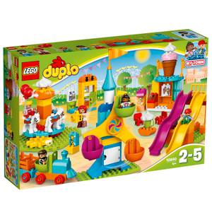 LEGO Duplo Town Big Fair Building Toy (10840)