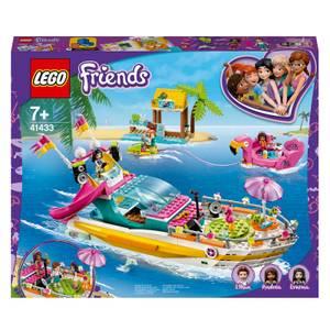 LEGO Friends Party Boat Building Set (41433)