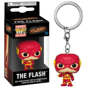 POP Schlüsselanhänger: the Flash- the Flash
