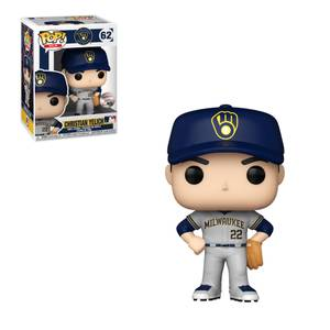MLB Milwaukee Brewers Christian Yelich Funko Pop! Vinyl