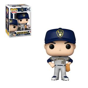 POP MLB: Brewers- Christian Yelich (Auswärts Uniform)