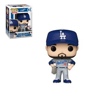 MLB -  Dodgers- Cody Bellinger (Uniforme Strada) Figura Funko Pop! Vinyl