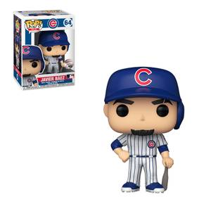 MLB Chicago Cubs Javier Baez Funko Pop! Vinyl