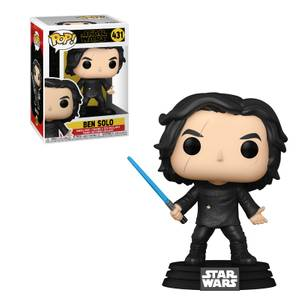 POP Star Wars: SWEp9- Ben Solo con Blue Saber