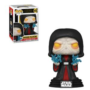 Figura Funko Pop! - Palpatine - Star Wars Episodio IX: El Ascenso De Skywalker