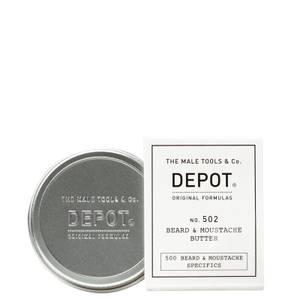 Depot No.502 Beard and Moustache Butter 30ml