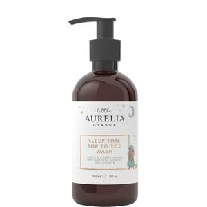 Aurelia London Sleep Time Top to Toe Wash 240ml