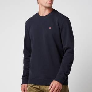 Napapijri Men's Balis Crewneck Sweatshirt - Blu Marine