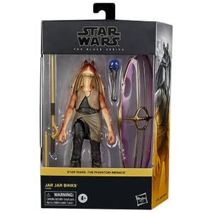 Hasbro Star Wars The Black Series Jar Jar Binks 6-Inch-Scale Star Wars: The Phantom Menace Collectible Deluxe Action Figure
