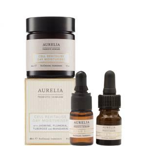 Aurelia Probiotic Skincare Exclusive Revitalise and Glow Set (Worth £45.49)