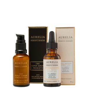 Aurelia Probiotic Skincare Exclusive CBD Repair Set (Worth £110.00)