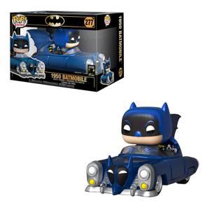 DC Comics Batman 50s Batmoblie Metallic EXC Funko Pop! Ride