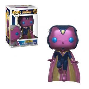 Marvel Avenger Infinity War Vision EXC Funko Pop! Vinyl