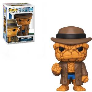 Marvel Fantastic Four The Thing Disguised Funko EXC Pop! Vinyl
