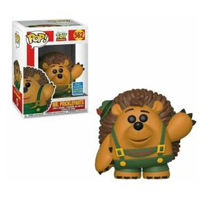 Disney Toy Story 4 - Mr. Pricklepants EXC Figura Funko Pop! Vinyl