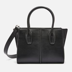 Tod's Women's Mini Shopping Tote Bag - Black