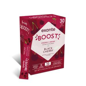 Black Cherry BOOST Box of 30