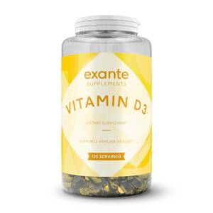Vitamin D3 | 120 Servings