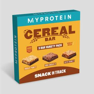 Myprotein Cereal Bar Selection Box