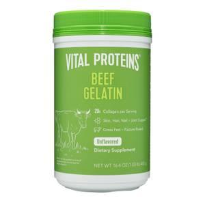 Bovine Gelatin Powder (Beef Gelatin) - Unflavoured 456g