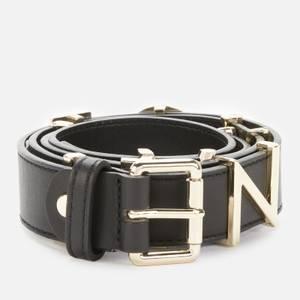 Valentino Bags Women's Emma Winter Belt - Black