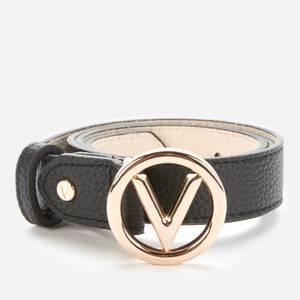 Valentino Bags Women's Round Belt - Black