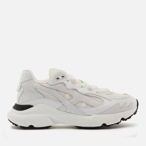 Tod's Women's Sportivo Run 54 C Trainers - White