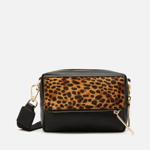 Whistles Women's Bibi Cross Body Bag - Leopard