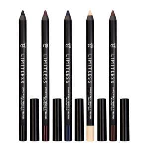 Eyeko Limitless Long-Wear Pencil Eyeliner (Various Shades)