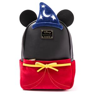 Loungefly Disney Mini Sac à Dos Cosplay Mickey Fantasia