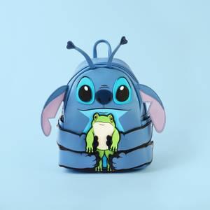 Loungefly Disney Stitch Hug Frog Mini Backpack - VeryNeko Exclusive