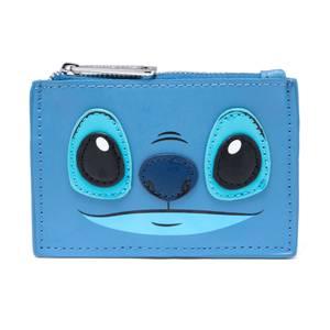 Loungefly Disney Stitch Hugging Frog Cardholder - VeryNeko Exclusive