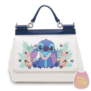 Loungefly Disney Stitch Lei Handbag - VeryNeko Exclusive