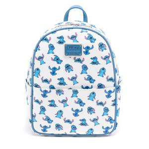 Loungefly Disney Stitch Aop Poses Mini Backpack - VeryNeko Exclusive