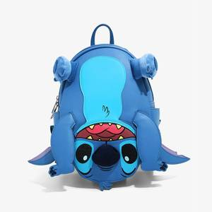 Loungefly Disney Stitch Upside Down Mini Backpack - VeryNeko Exclusive