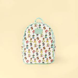 Loungefly Disney Princess Young Aop Mini Backpack - VeryNeko Exclusive