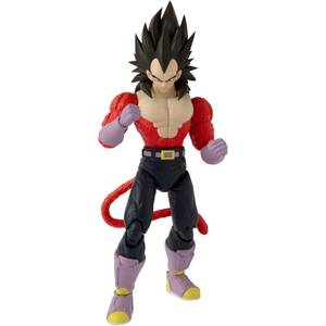 Bandai Dragon Stars DBZ Super Saiyan 4 Vegeta Action Figure