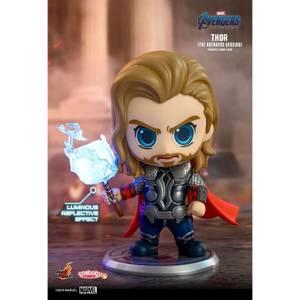 Hot Toys Cosbaby Marvel Avengers: Endgame - Thor (The Avengers Version) Figure