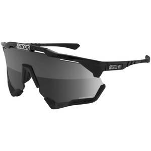 Scicon Aeroshade XL Road Sunglasses - Black Gloss/SCNPP Photochromic Silver