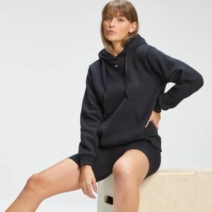 MP Women's Essentials Hoodie with Kangaroo Pocket Black