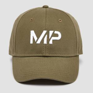 Mp Essentials Baseball Cap Dark Olive