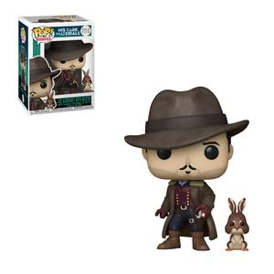 His Dark Materials- Lee w/Hester Funko Pop! Vinyl