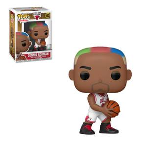 NBA Legends Chicago Bulls Dennis Rodman Funko Pop! Vinyl